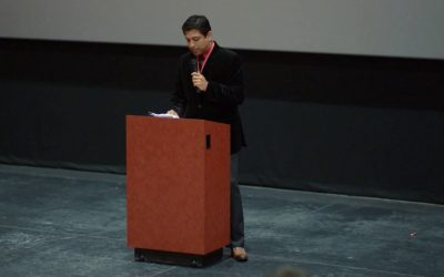 McFarland Speech and Poem given at Premiere in Bakersfield, CA